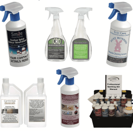 Own Label Carpet Spotters – Micro – MSR – Surface Sanitiser