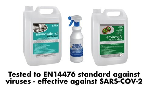 Click here to see our range of sanitisers and PPE