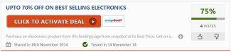 Zouton.com Review - Electronics Coupons