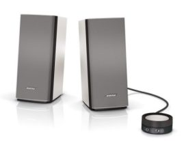 bose companion 20 - best audiophile speakers