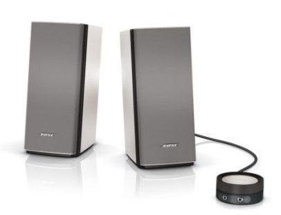 bose companion 20 - best audiophile PC speakers - 12 Best Audiophile Computer Speakers Under $100-$500