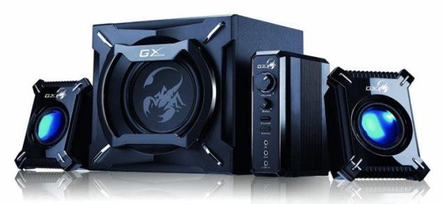 genius speaker - best audiophile PC speakers - 12 Best Audiophile Computer Speakers Under $100-$500