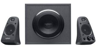 logitech powerful - best audiophile speakers
