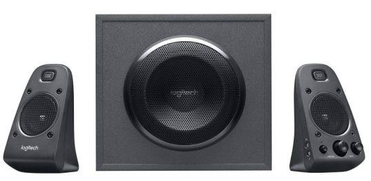 logitech powerful - best audiophile PC speakers - 12 Best Audiophile Computer Speakers Under $100-$500