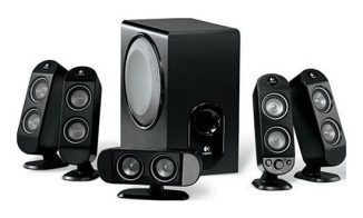 logitech x - best audiophile speakers
