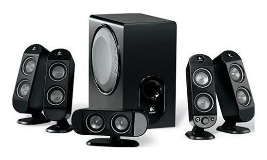 logitech x - best audiophile PC speakers - 12 Best Audiophile Computer Speakers Under $100-$500