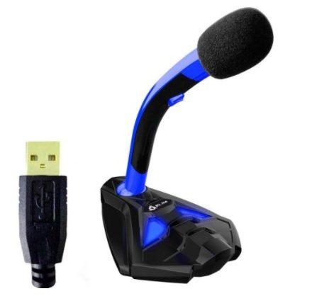 klim desktop - best gaming microphones - Best Gaming Microphones: Top 8 Best Microphones for Gaming