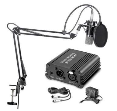 Neweer - best condenser microphones under $50 - Best Condenser Mics: 13 Best Condenser Microphones Under $200