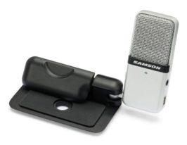 samson portable condenser microphone