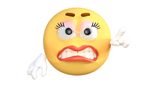 Mood Off DP for Whatsapp - Angry DP for Whatsapp
