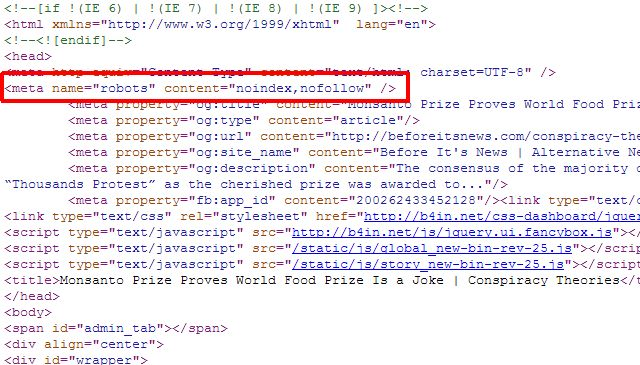 How to Remove a Web Page from Google