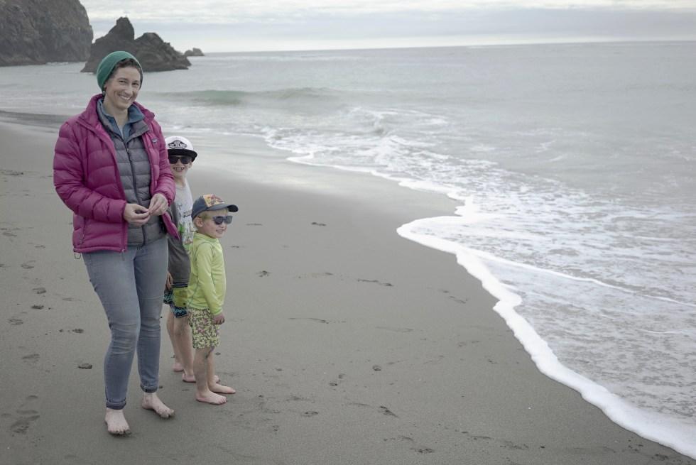 Harris Beach State Park, Brookings Oregon