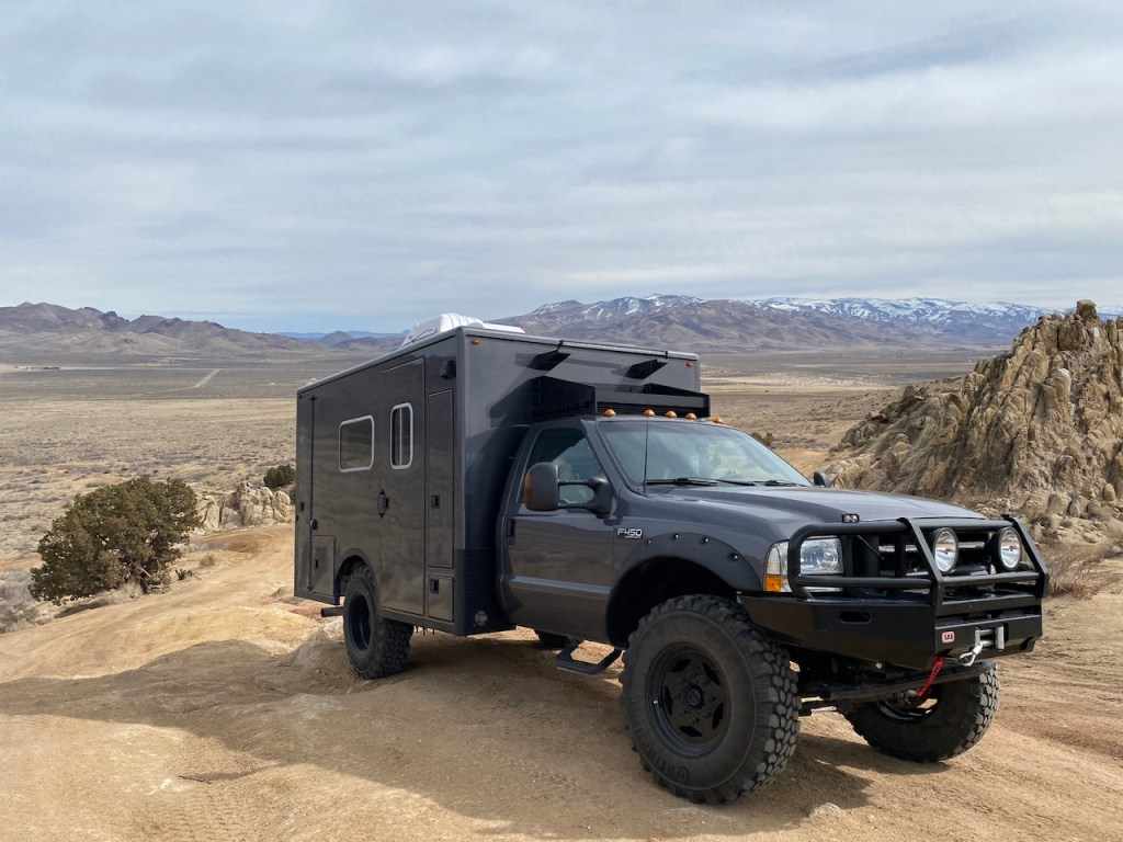 Autarkey Expedition Vehicles Ambulance Camper