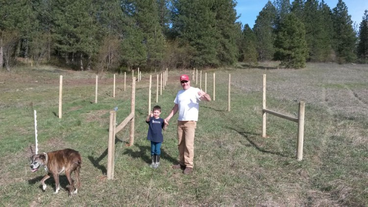 all terrain fences