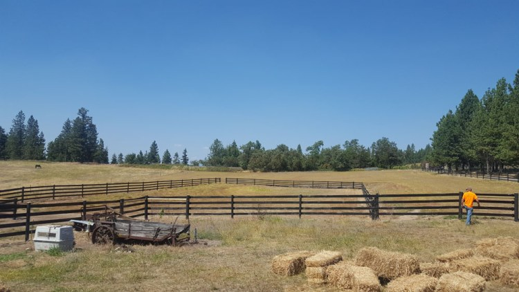 Top Quality Horse Rail Fencing | Greater Spokane Area | All Terrain ...