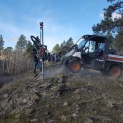 rock drilling