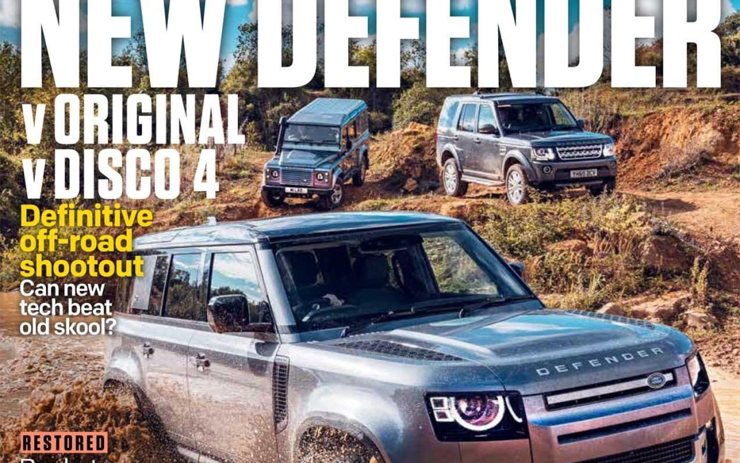 A day out with LRO magazine