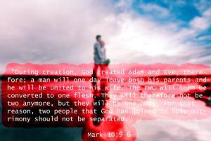 Mark 10:9-6