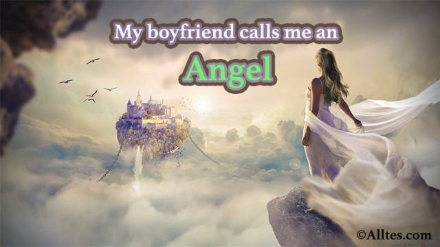 Nicknames for the name angel-4133