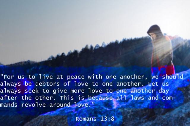 Romans 13-8