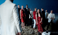 Best storyline (C): Pretty much all of it, especially ending season 1 - Revenge. Revenge is very well done, to say the least. Especially the ending of the first season, where the beach scene finally got revealed, was one of the best bits in tv land I've seen this year.