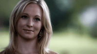 Best actress (M): Candice Accola - The Vampire Diaries. Nina Dobrev is a great actress playing three parts these days (Katherine, Elena the human and Elena the vampire), but I think that's why people forget the stellar job Candice Accola does when she portraits Caroline. Caroline changed from the insecure and bossy high school prom queen into a kick-ass vampire. Plus she has always been a great friend. I'm happy that they never killed of her character like they did with Vicky Donovan in season one, because then we would have been seriously missing out on some great stuff!