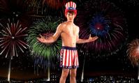 The Man of McKinley: July, Ryder, Blake Jenner
