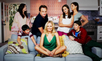 """Most surprising new show (C): Trophy Wife. """"Oh well, I'll try it. It might be entertaining."""" Is what I thought when I saw the promos for this one. It turned out even better! What a funny cast and great writing up until now. Guess I'll stick around a little longer for this one!"""