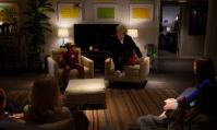 Biggest laugh out loud (C): Warren as Ellen - Trophy Wife. I adore Ellen, but Warren's imitation had me in stitches.