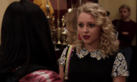 Leading lady of the year (C): Carrie Bradshaw - The Carrie Diaries. Not necessarily my favorite show or female character (hey, I'm probably just a feeeeeew years older than the target audience anyways) but Carrie could definitely be seen as a leading lady...costume wise. So many fun outfits!