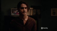 Heartthrob of the year (M): Danny Desai - Twisted. Every girl likes a (reformed) bad boy at some point. Danny Desai played by Avan Jogia fits the profile perfectly. He is mysterious, has a great smile and deep dark brown eyes to drown in. No wonder Jo and Lacey both get weak in the knees because of him.