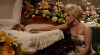 Biggest tearjerker (M): Jolene's death - Nashville. Jolene sacrificing herself to save her daughter from another scandal was a heroic move. But everyone's tears really started to flow, when Juliette experienced several stages of grief. Hayden Panettiere's performance was of the charts in the aftermath of Jolene's death; beside the casket, at the funeral and during the memorial at the Bluebird. I still get goosebumps thinking about it. She should have got an Emmy nod for this.
