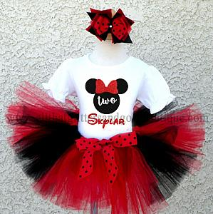 Minnie Mouse 3rd Birthday Outfit Cheap Online