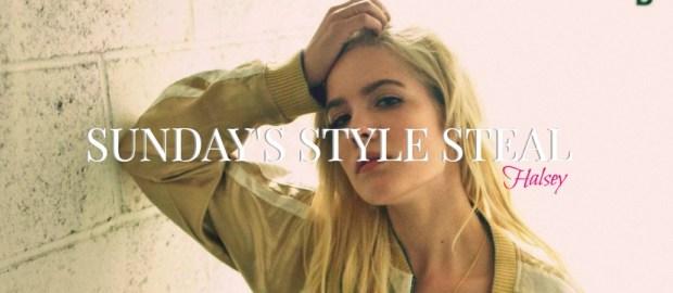 Sunday Style Steal Halsey