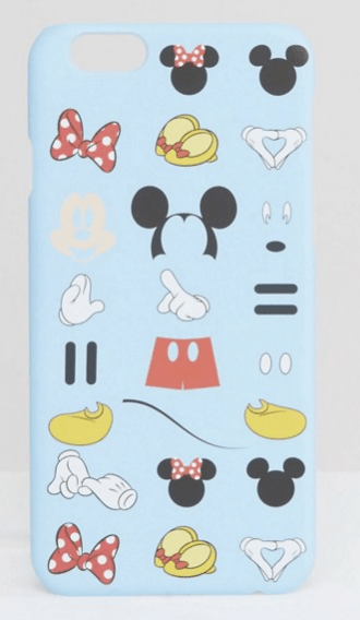 Disney phone case
