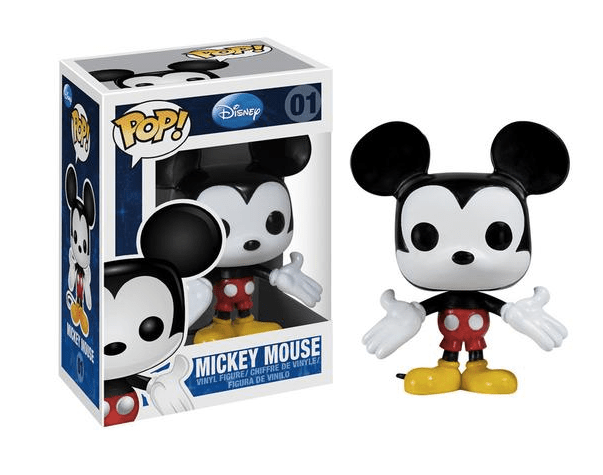 Disney Mickey Mouse Funko Pop