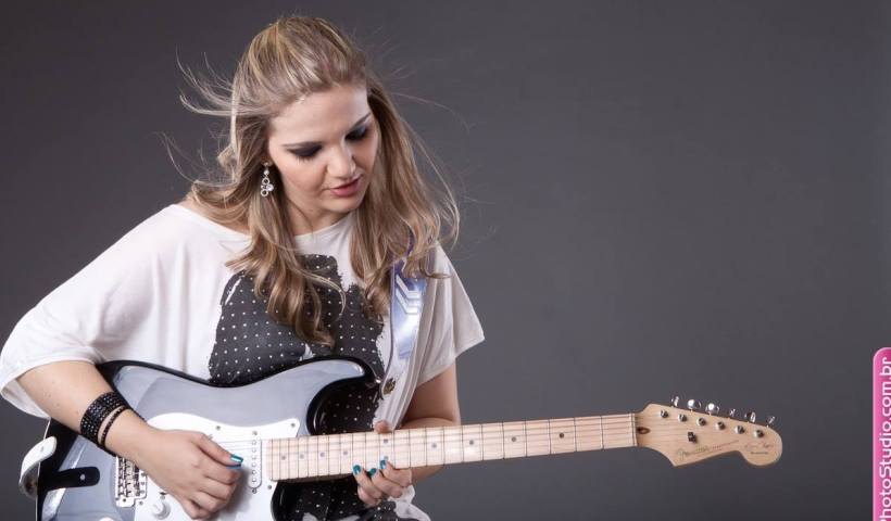 Meet Brazilian Guitarist Marcela Campos