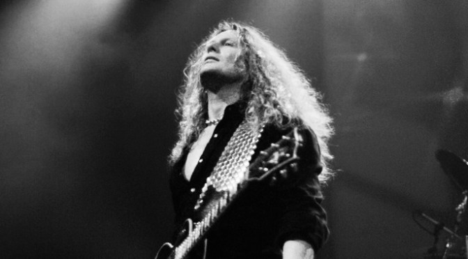 The Scorching Riffs of John Sykes