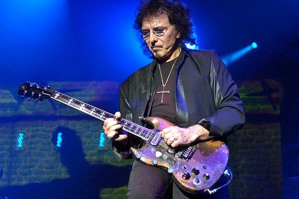 Interview: Black Sabbath's Tony Iommi