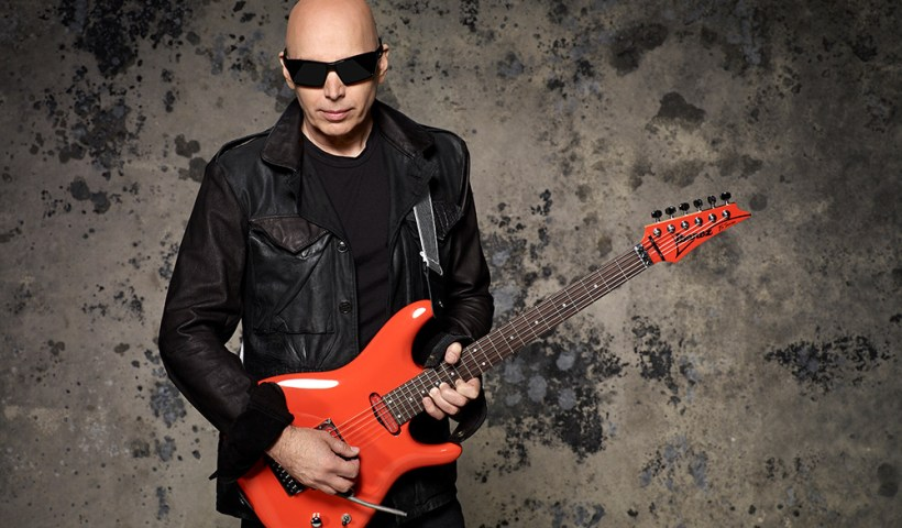 The Professor Joe Satriani