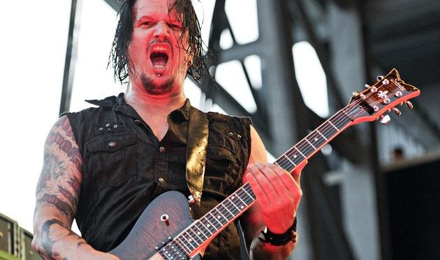 Disturbed's Guitarist Dan Donegan