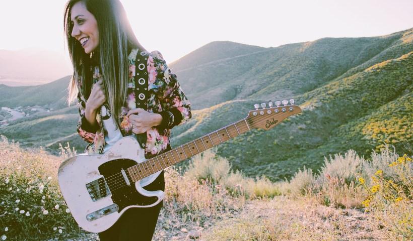 Interview:  Meet Brazilian Virtuoso Guitarist Lari Basilio