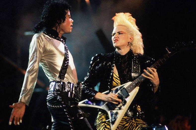 Jennifer Batten Talks New Record, Michael Jackson, And Jeff Beck