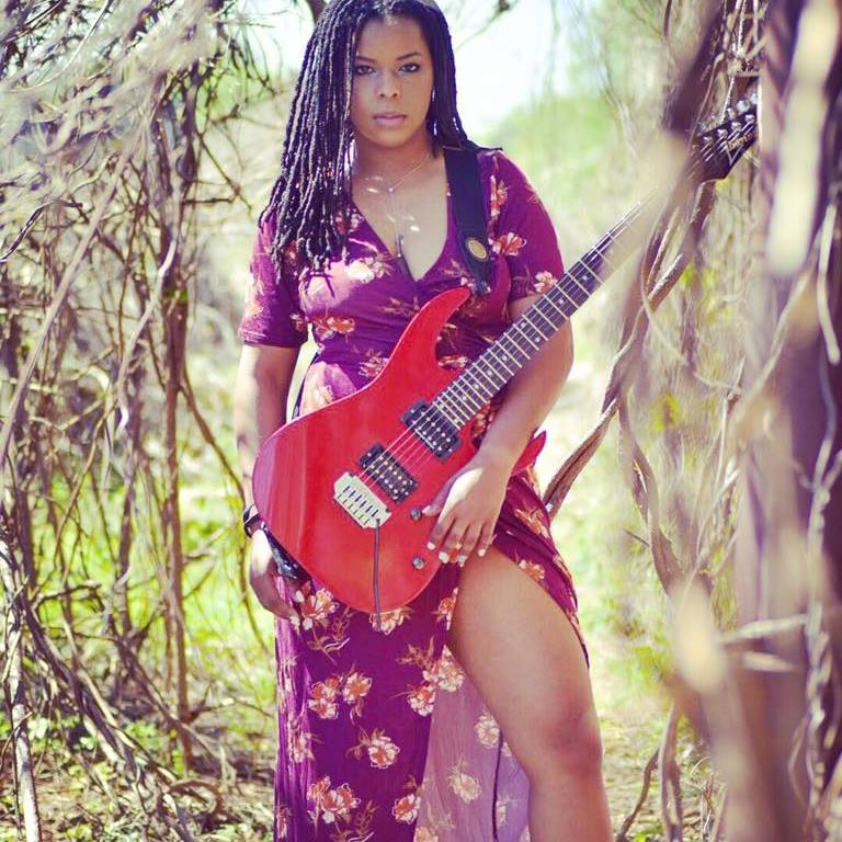 Guitarist Gabriella Logan Talks Female Empowerment, Law School And Her New Band