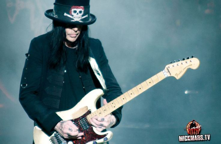Mick Mars - The Backbone Of Motley Crue