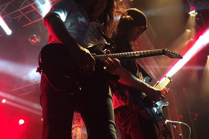 Herman Li And DragonForce Rocked Orlando Last Night