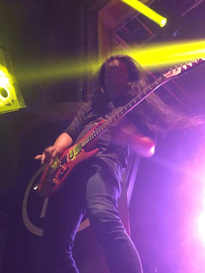 Herman Li And DragonForce Rocked Orlando Last Night