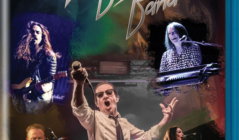 Graham Bonnet Discusses New Live DVD, Rainbow, Alkatrazz, Ritchie Blackmore, Yngwie, Steve Vai, Impellitteri And Future Plans