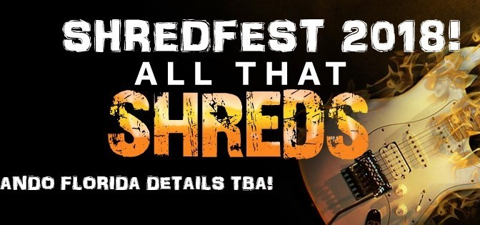 All That Shreds Fest 2018 In Orlando Florida