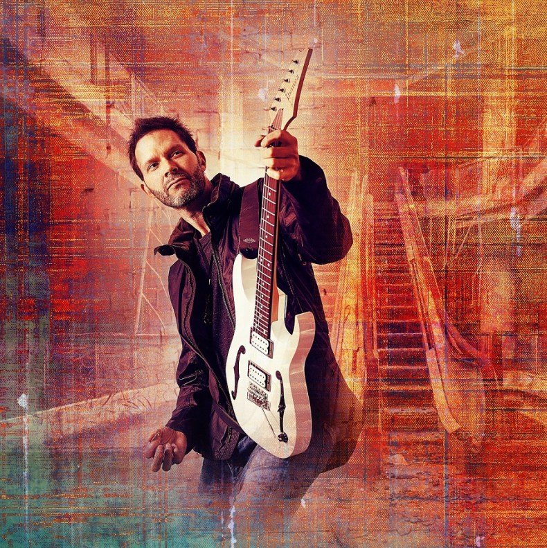 Interview:  Mr Big's Paul Gilbert Defying Gravity With His Guitar
